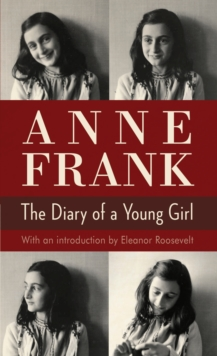 ANNE FRANK THE DIARY OF A YOUNG GIRL, Paperback Book