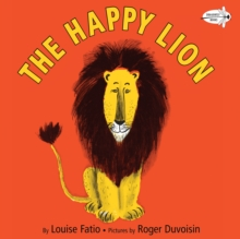 The Happy Lion, Paperback / softback Book