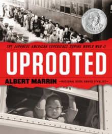 Uprooted, Hardback Book