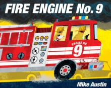 Fire Engine No. 9, Hardback Book