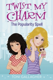 Twist My Charm, Hardback Book