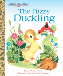 LGB The Fuzzy Duckling, Hardback Book