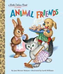 LGB Animal Friends, Hardback Book
