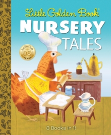 Little Golden Book Nursery Tales, Hardback Book