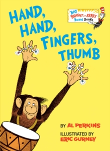 Hand, Hand, Fingers, Thumb, Board book Book