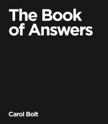 The Book Of Answers, Hardback Book