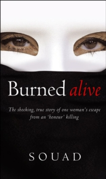 Burned Alive, Paperback Book