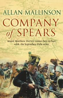 Company Of Spears : (Matthew Hervey 8), Paperback / softback Book