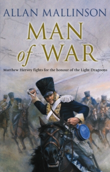 Man of War : (Matthew Hervey 9), Paperback Book