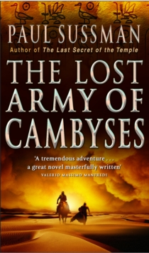 The Lost Army Of Cambyses, Paperback Book