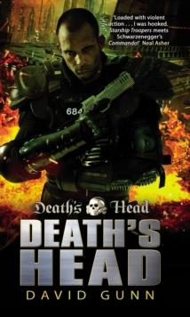 Death's Head, Paperback Book