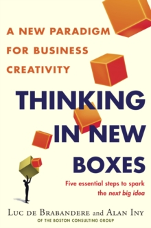 Thinking in New Boxes, Paperback Book
