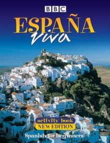 ESPANA VIVA ACTIVITY BOOK NEW EDITION, Paperback / softback Book