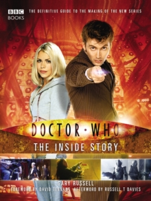 Doctor Who : The Inside Story, Hardback Book