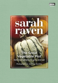 The Great Vegetable Plot, Hardback Book