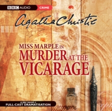 Murder At The Vicarage, CD-Audio Book