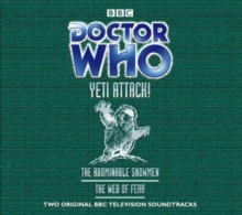 Doctor Who: Yeti Attack!, CD-Audio Book
