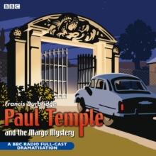 Paul Temple and the Margo Mystery, CD-Audio Book