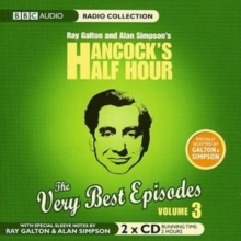 Hancock's Half Hour, the Very Best Episodes : v. 3, CD-Audio Book