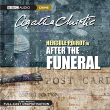 Hercule Poirot in : After The Funeral, CD-Audio Book