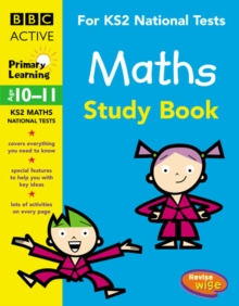 KS2 REVISEWISE MATHS STUDY BOOK, Paperback Book