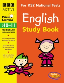 KS2 REVISEWISE ENGLISH STUDY BOOK, Paperback Book