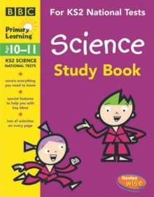 KS2 REVISEWISE SCIENCE STUDY BOOK, Paperback Book