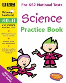 Revisewise Practice Book Science, Paperback Book