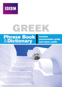 BBC GREEK PHRASEBOOK & DICTIONARY, Paperback Book