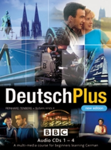 DEUTSCH PLUS 1 (NEW EDITION) CD's 1-4, CD-Audio Book