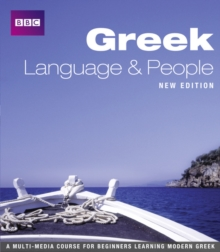 GREEK LANGUAGE AND PEOPLE COURSE BOOK (NEW EDITION), Paperback Book