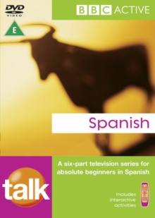 TALK SPANISH DVD,  Book