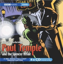 Paul Temple and the Spencer Affair, CD-Audio Book
