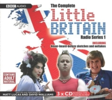 Little Britain: The Complete Radio Series 1, CD-Audio Book