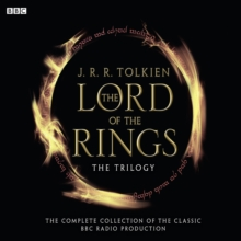 "The The Lord of the Rings: The Trilogy : The Lord Of The Rings: The Trilogy ""The Fellowship of the Ring"", ""The Two Towers"", ""The Return of the King"", CD-Audio Book"