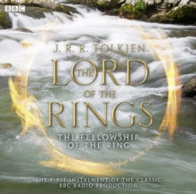The Lord of the Rings : The Fellowship of the Ring Part One, CD-Audio Book