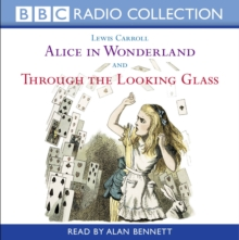 Alice In Wonderland & Through The Looking Glass, CD-Audio Book