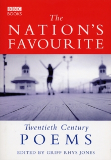 The Nation's Favourite : Twentieth Century Poems, Paperback / softback Book