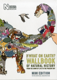 The What on Earth? Wallbook of Natural History Mini Edition, Novelty book Book