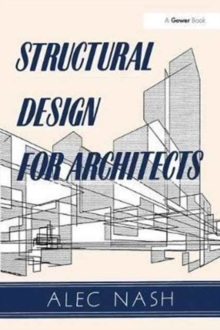 Structural Design for Architects, Hardback Book