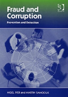 Fraud and Corruption : Prevention and Detection, Hardback Book