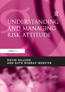 Understanding and Managing Risk Attitude, Paperback / softback Book