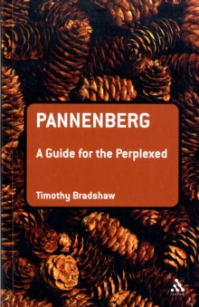 Pannenberg : A Guide for the Perplexed, Paperback / softback Book