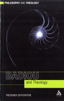 Badiou and Theology, Paperback Book