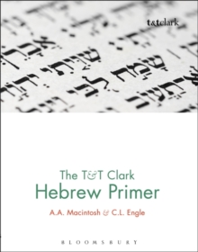 The T&T Clark Hebrew Primer, Paperback Book