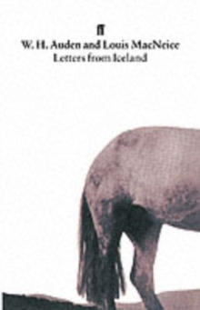 Letters from Iceland, Paperback Book