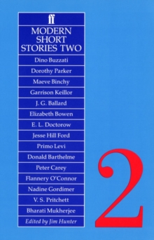 Modern Short Stories 2, Paperback Book