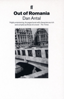 Out of Romania, Paperback / softback Book