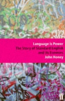 Language is Power, Paperback Book