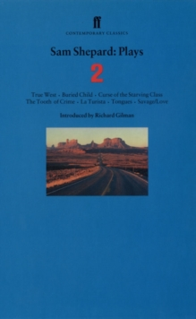 Sam Shepard Plays 2, Paperback Book